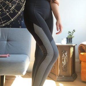 Color Blocked Workout Leggings